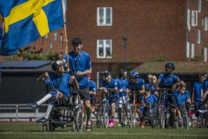 18th International RaceRunners Sport Camp & Cup in Fredericksburg, Denmark, July 6-13, 2014.
