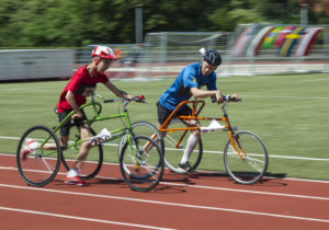 18th International RaceRunners Sport Camp & Cup in Fredericksburg, Denmark, July 6-13, 2014.
