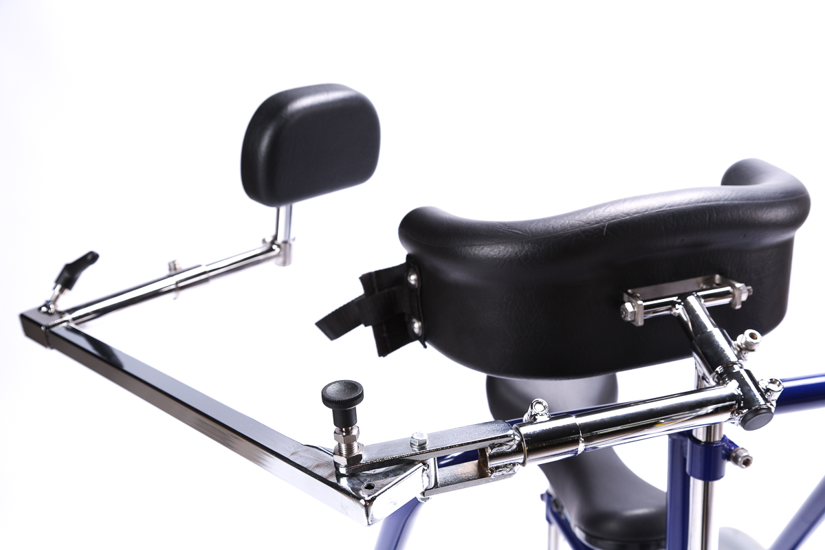 Complete Swing Away arm with moon plate