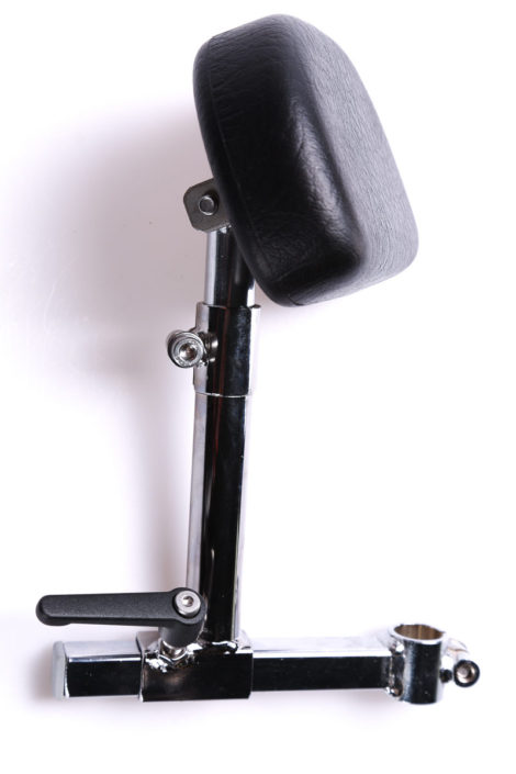 Moon Plate, behind saddle, adjustable & detachable posts
