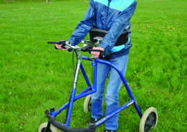 FF ex-SITT™ - walker without saddle section