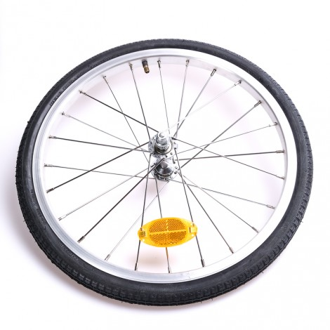 Front Wheel, 17""
