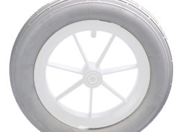 Rubber Tyre 12½""