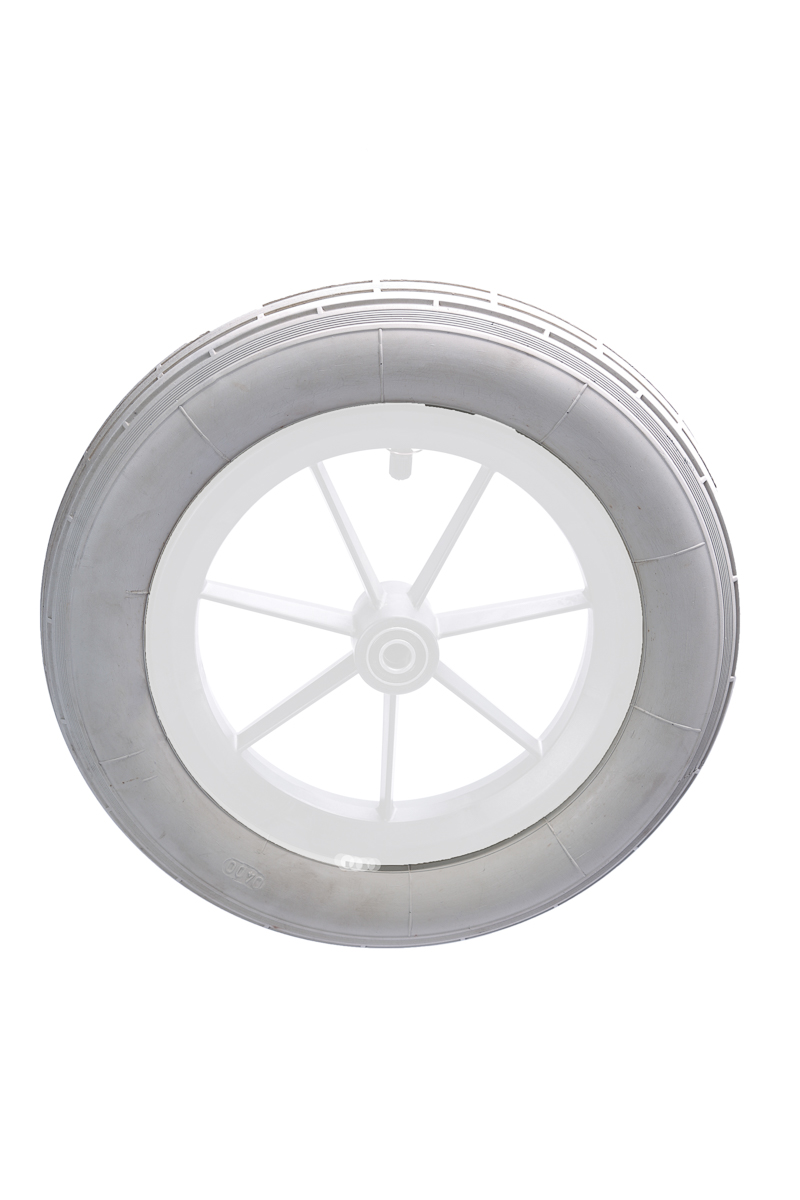 """Rubber Tyre 12½"""""""