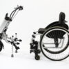 dragonfly electric unit for wheelchair