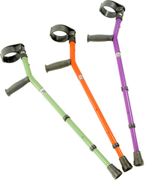 Children's Elbow Crutches